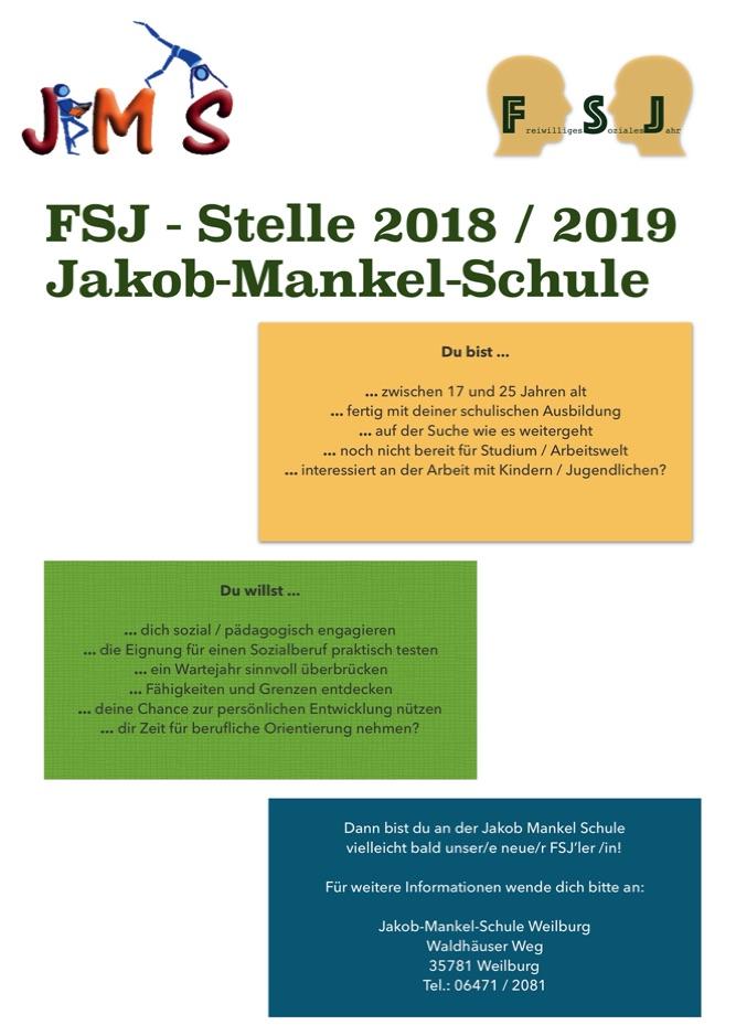 Flyer FSJ