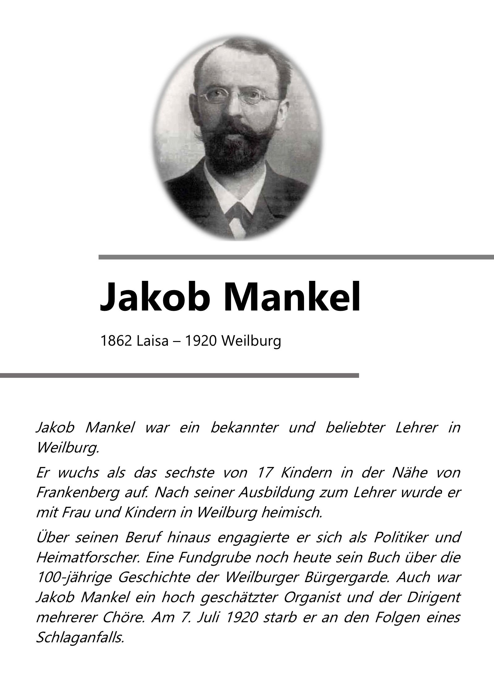 Jakob-Mankel