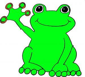 Frosch-grün-1